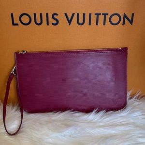 💎✨AUTHENTIC✨💎Wristlet Pouchette Louis Vuitton